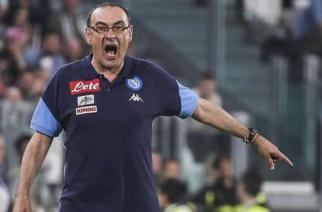 Maurizio Sarri guided Napoli to second in Serie A last season