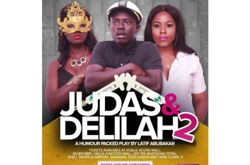 """""""Judas And Delilah 2"""" Play To Be Premiered In Accra"""