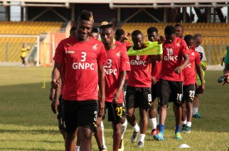 Stars play Kotoko Friday after CAF cancels Sierra Leone AFCON qualifier