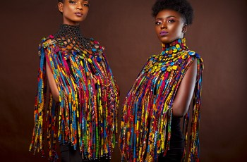 Aphia Sakyi Drops An Amazing Look Book For The '50 Shades Of Print' Collection