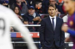 Real Madrid Sack Julen Lopetegui As Manager