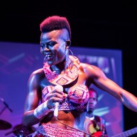 Wiyaala: The Afropop Star Defying Ghanaian Norms