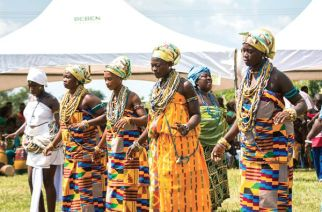 Agotime, Land Of Rich Kente