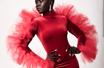 Sudanese Beauty Kim Nyakim Stars In Fabulous Editorial By Reign Noire