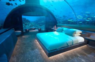 World's First Underwater Hotel