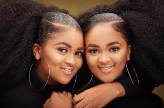 The Two Beautiful Nigerian Afro Twins – Photo Shoot By Big H Studios