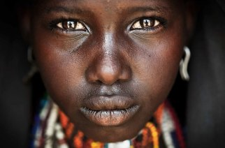 The Arbore Tribe Of Ethiopian And Their Love For Necklace Beads