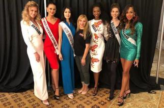 Miss Universe-Ghana 2018, Akpene Diata Hoggar