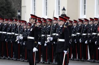 Royal Military Academy Of United Kingdom To Decorate Ghanaian Soldier