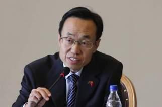 Shi Ting Wang – Chinese Ambassador to Ghana
