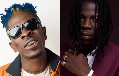 VGMA Bans Shatta Wale And Stonebwoy
