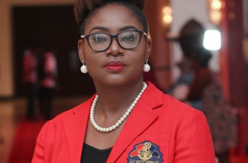 Theresa Ayoade is the CEO of Charterhouse, organisers of VGMA 2019