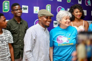 US Ambassador Commends Government For Prioritising Adolescent Health
