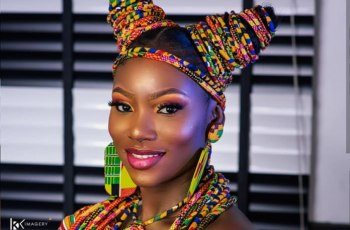 Beautiful African Bridal Looks Of Kente Fashion Style By BkImages