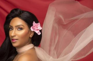 Glam Africa Magazine Release Juliet Ibrahims Shoot For Big Beauty