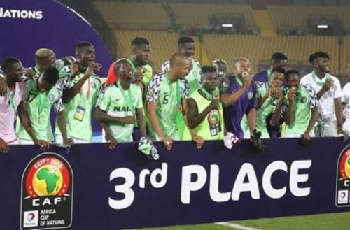 Nigeria have won all seven third-place play-offs they have ever played in
