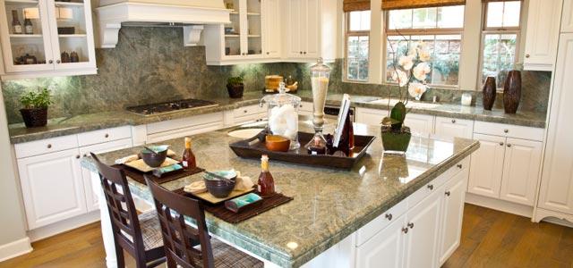Timeless Granite Backsplash Ideas | Granite Countertops in ... on Granite Stove Backsplash  id=67044