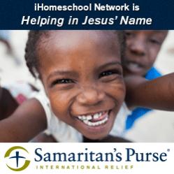 Samaritan's Purse Operation Christmas Child