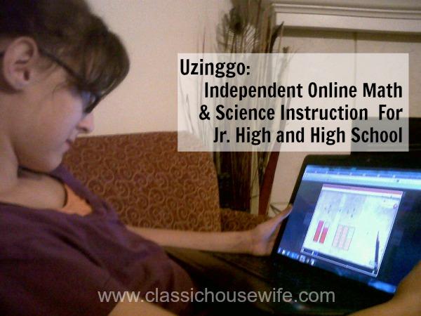 Online Math & Science Instruction