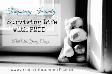 Life with PMDD