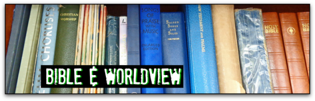 homeschool bible and worldview