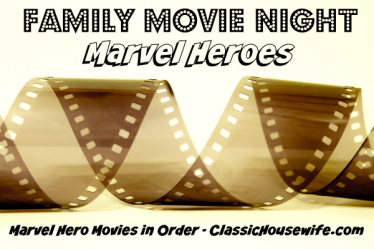 marvel hero movies in order