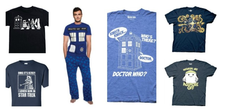 Doctor Who Apparel