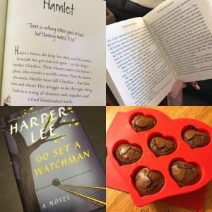 weekly wrap up with the books