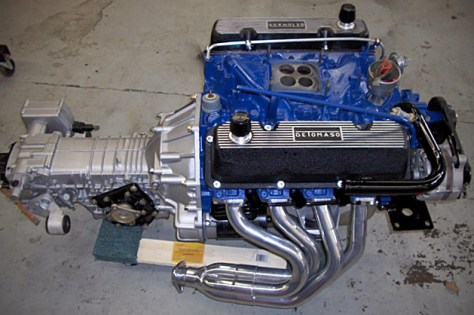 De Tomaso Engine Parts For Sale