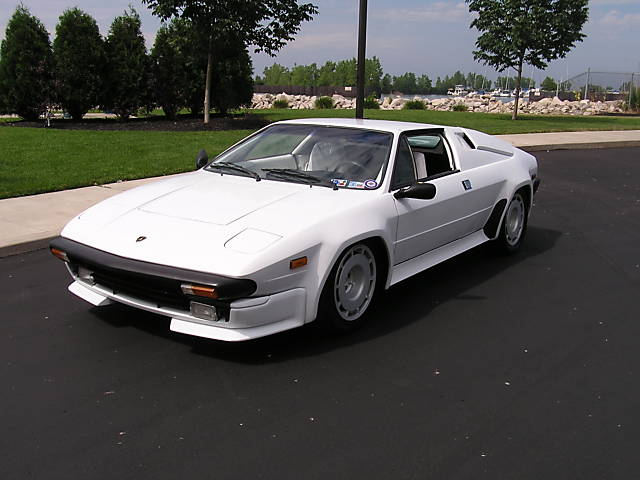 1985 Lamborghini Jalpa For Sale Is This The Cheapest Lambo You Can Buy Right Now Classic