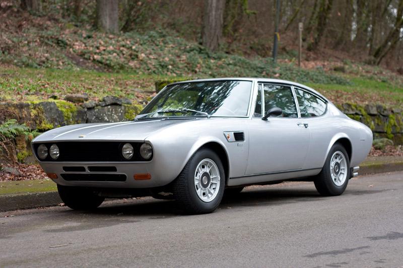 1970 Fiat Dino Bertone Coupe 2 4l Classic Italian Cars