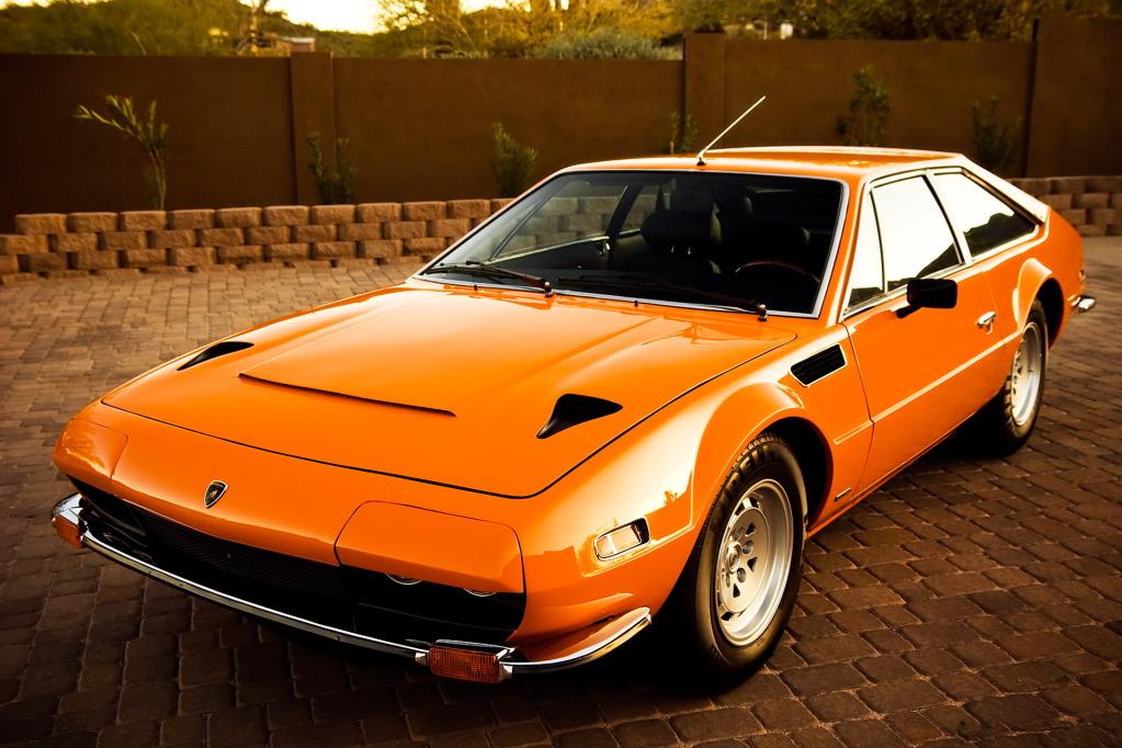1973 Lamborghini Jarama Gts Classic Italian Cars For Sale
