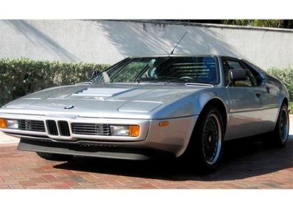 Theme Week NonItalian CarsStyled By Italians BMW M - 1981 bmw m1 for sale