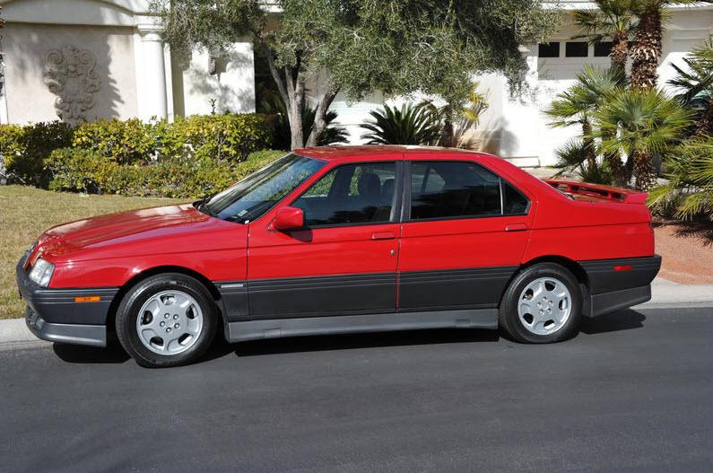 january 2012 classic italian cars for sale rh classicitaliancarsforsale com 1992 Alfa Romeo 164 L Burda 1992 Cars