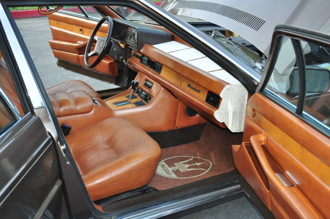 1980 maserati quattroporte classic italian cars for sale. Black Bedroom Furniture Sets. Home Design Ideas