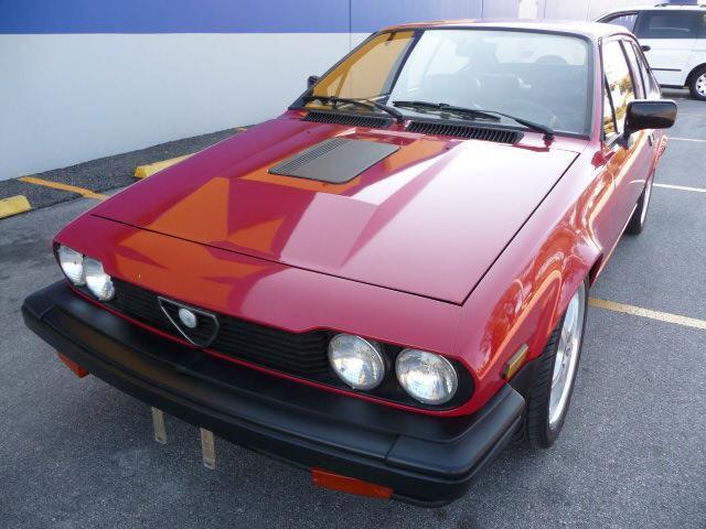 1982 alfa romeo gtv6 2 5 balocco s e classic italian cars for sale. Black Bedroom Furniture Sets. Home Design Ideas