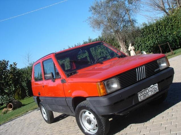 1985 fiat panda classic italian cars for sale. Black Bedroom Furniture Sets. Home Design Ideas
