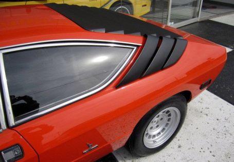 1976 Lamborghini Uracco Classic Italian Cars For Sale