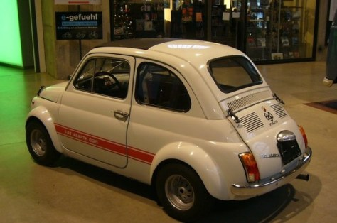 1975 Fiat 500 Abarth 695 SS Clone | Clic Italian Cars For Sale
