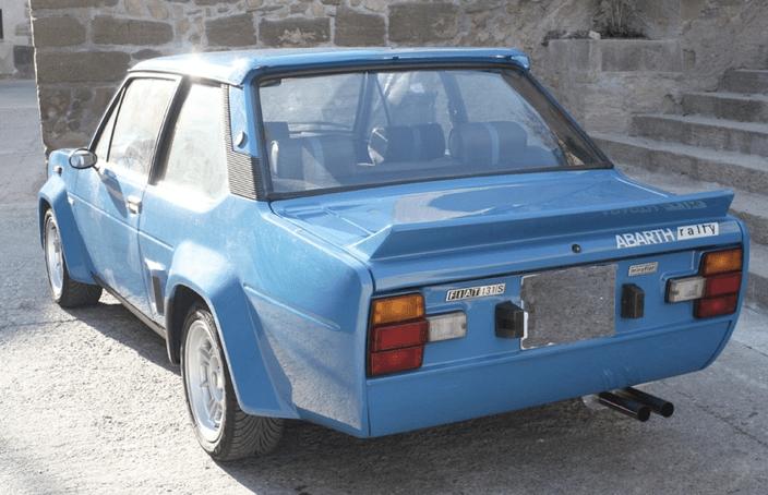 1976 Fiat 131 Abarth   Classic Italian Cars For Sale