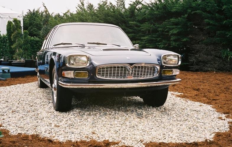 1965 Maserati Quattroporte   Classic Italian Cars For Sale