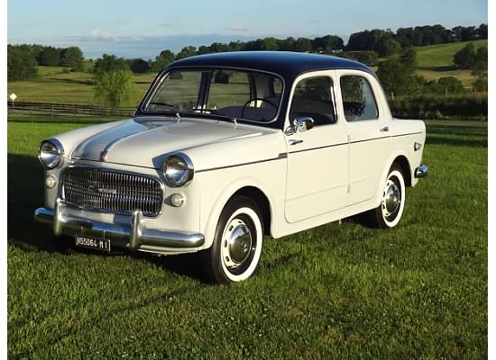 Fiat 1100 for sale