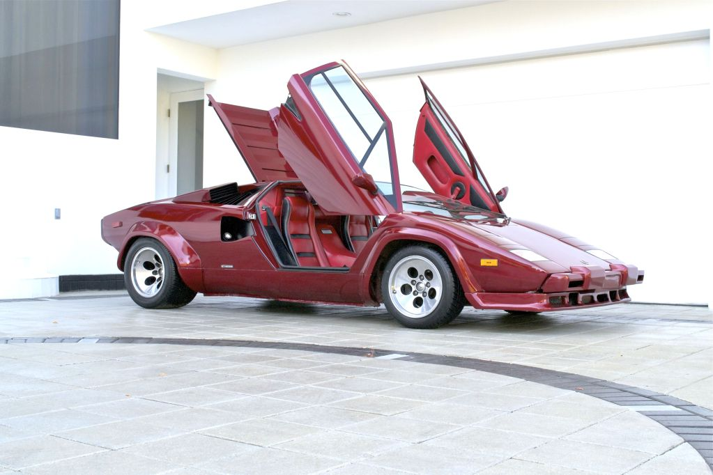 1985 Lamborghini Countach 5000s Classic Italian Cars For