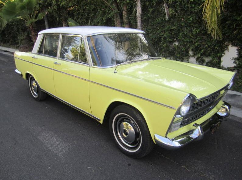 1961 Fiat 2100 Classic Italian Cars For Sale