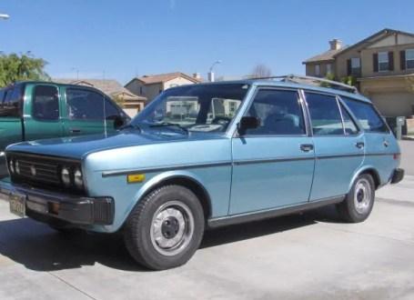 1979 Fiat 131 Brava Estate   Classic Italian Cars For Sale