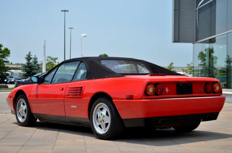 1992 ferrari mondial valeo t cabriolet classic italian cars for sale. Cars Review. Best American Auto & Cars Review