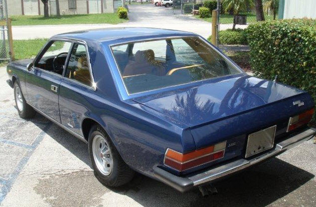 1973 fiat 130 coupe classic italian cars for sale. Black Bedroom Furniture Sets. Home Design Ideas