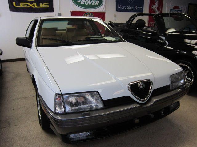 164l classic italian cars for sale rh classicitaliancarsforsale com Alfa Romeo Cloverleaf 1992 Alfa Romeo 164 L