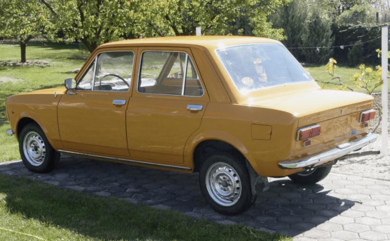 1970 Fiat 128 Classic Italian Cars For Sale