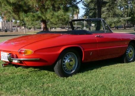 Alfa Romeo Duetto Spider Classic Italian Cars For Sale - 1967 alfa romeo duetto spider for sale